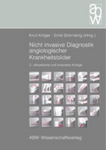 eBook Nicht invasive Diagnostik angiologischer Krankheitsbilder Cover