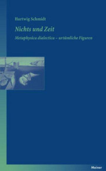eBook Nichts und Zeit Cover