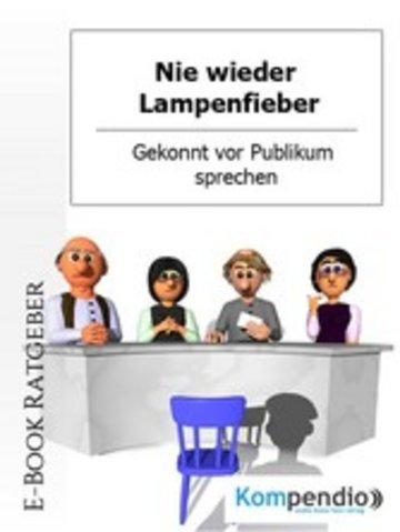 eBook Nie wieder Lampenfieber! Cover