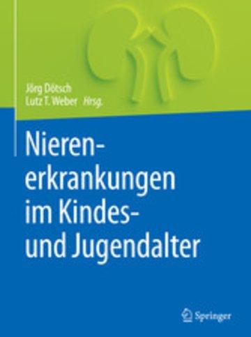 eBook Nierenerkrankungen im Kindes- und Jugendalter Cover