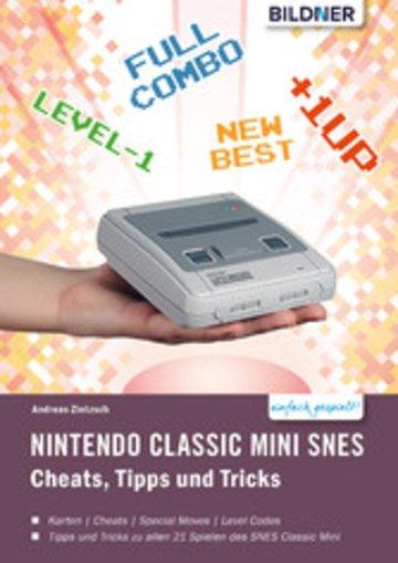eBook Nintendo classic mini SNES: Cheats, Tipps und Tricks Cover