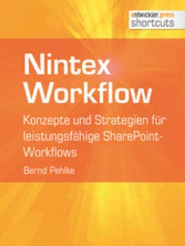 eBook Nintex Workflow Cover