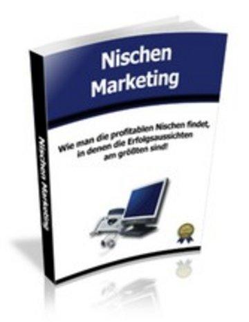 eBook Nischen Marketing Cover