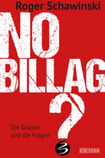 eBook No Billag? Cover