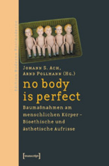 eBook no body is perfect Cover
