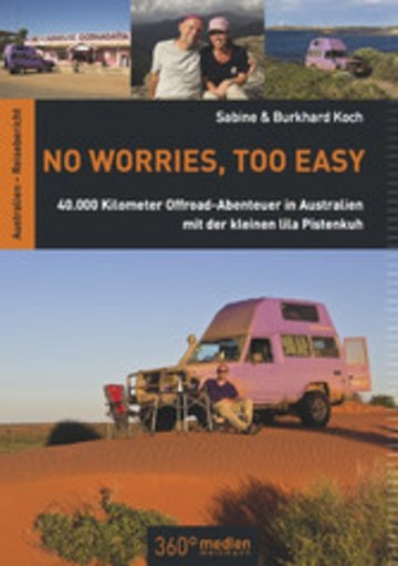 eBook No worries, too easy Cover