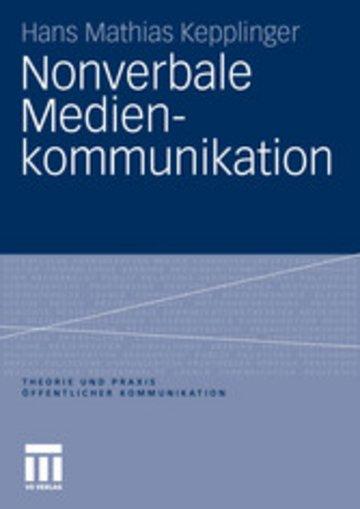 eBook Nonverbale Medienkommunikation Cover