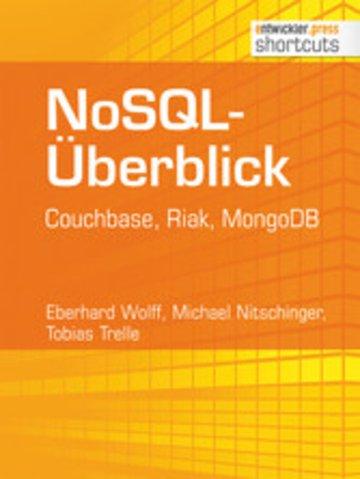 eBook NoSQL-Überblick Cover