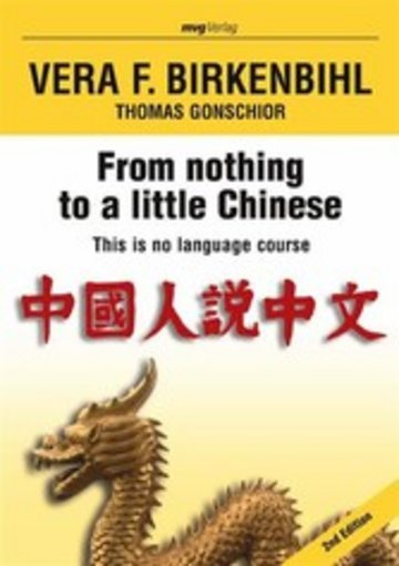 eBook From nothing to a little Chinese Cover