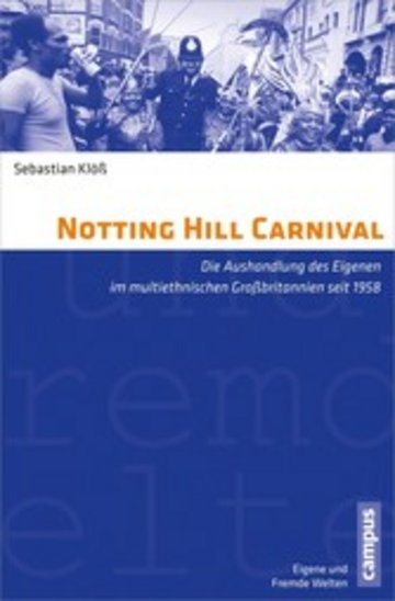 eBook Notting Hill Carnival Cover