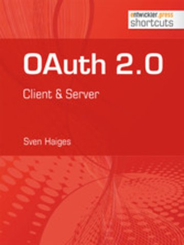 eBook OAuth 2.0 Cover