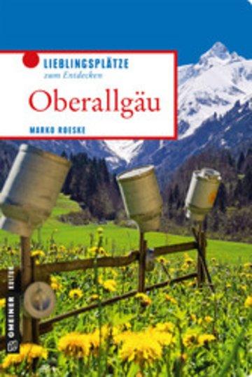 eBook Oberallgäu Cover