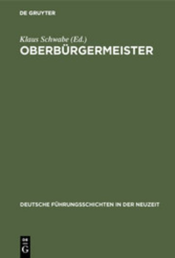 eBook Oberbürgermeister Cover
