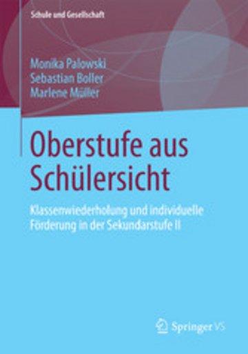 eBook Oberstufe aus Schülersicht Cover