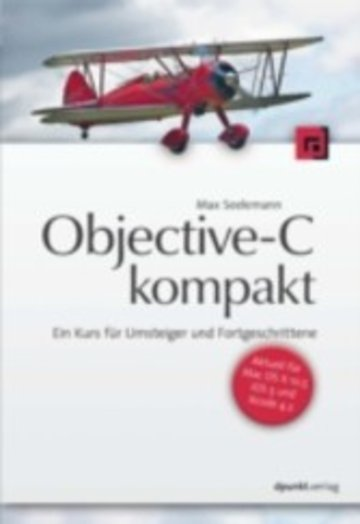 eBook Objective-C kompakt Cover