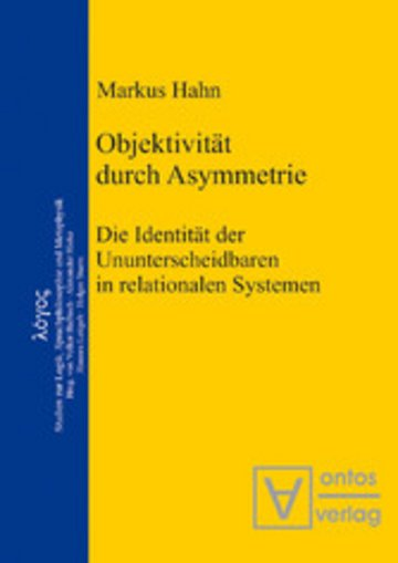 eBook Objektivität durch Asymmetrie Cover