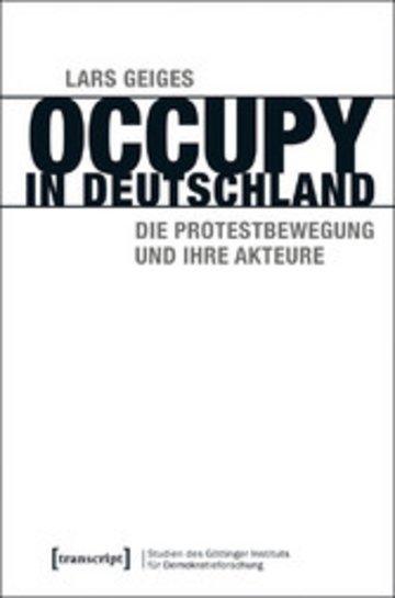 eBook Occupy in Deutschland Cover