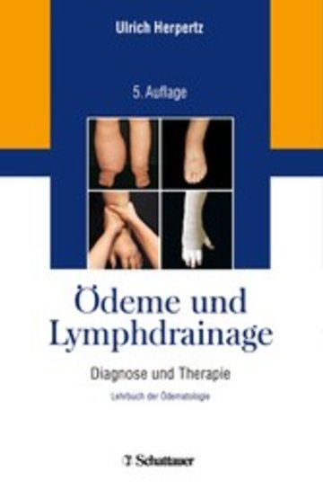 eBook Ödeme und Lymphdrainage Cover
