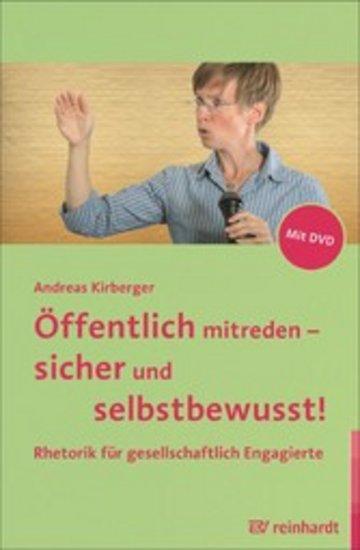 eBook Öffentlich mitreden - sicher und selbstbewusst! Cover
