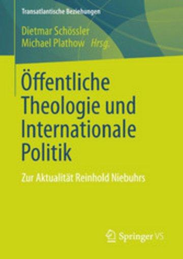 eBook Öffentliche Theologie und Internationale Politik Cover