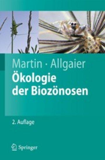eBook Ökologie der Biozönosen Cover