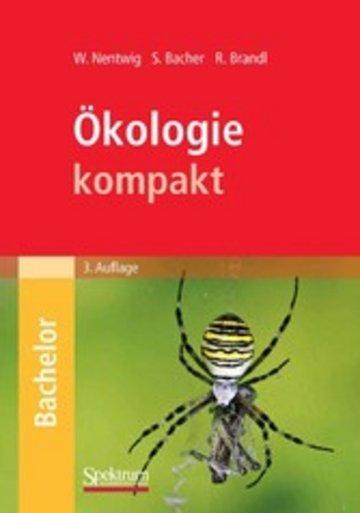 eBook Ökologie kompakt Cover