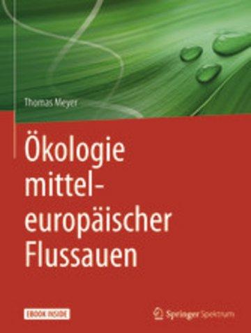 eBook Ökologie mitteleuropäischer Flussauen Cover