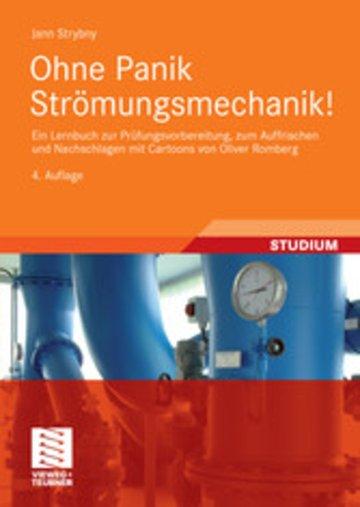 eBook Ohne Panik Strömungsmechanik! Cover