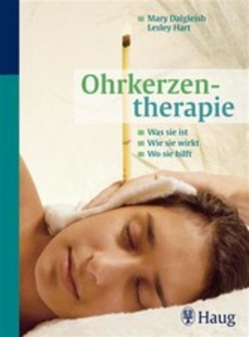eBook Ohrkerzentherapie Cover