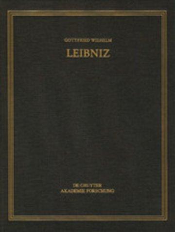 eBook Oktober 1704 - Juli 1705 Cover