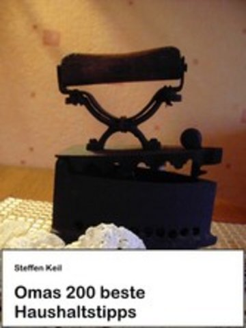 eBook Omas 200 beste Haushaltstips Cover