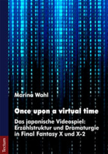 eBook Once upon a virtual time Cover