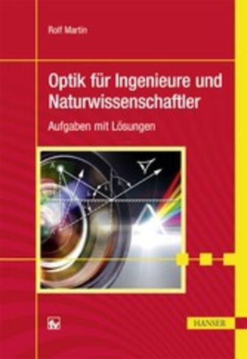 eBook Optik für Ingenieure und Naturwissenschaftler Cover