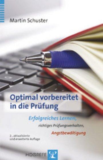 eBook Optimal vorbereitet in die Prüfung Cover
