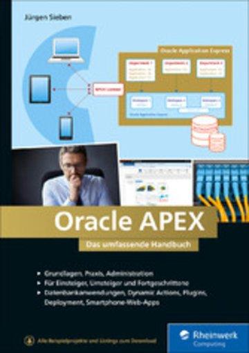 eBook Oracle APEX Cover