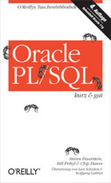 eBook Oracle PL/SQL kurz & gut Cover