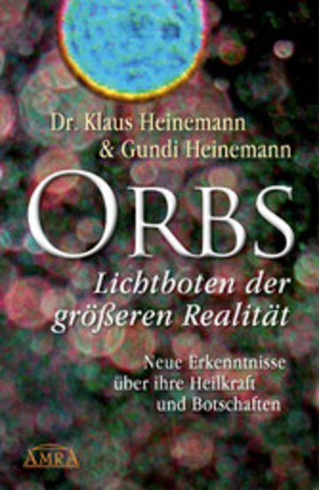 eBook Orbs - Lichtboten der größeren Realität Cover