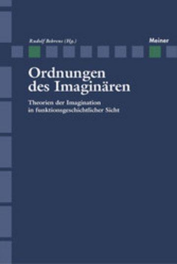 eBook Ordnung des Imaginären Cover