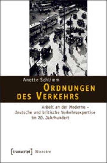eBook Ordnungen des Verkehrs Cover