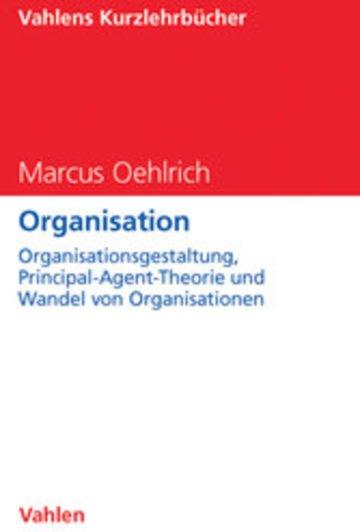eBook Organisation Cover