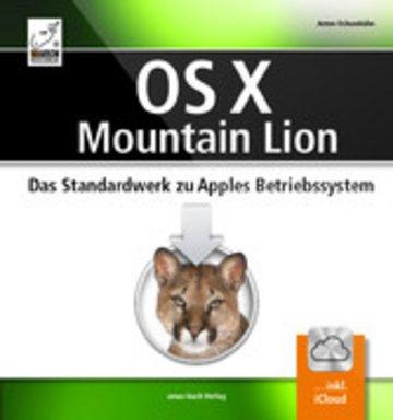 eBook OS X Mountain Lion: Das Standardwerk zu Apples Betriebssytem Cover