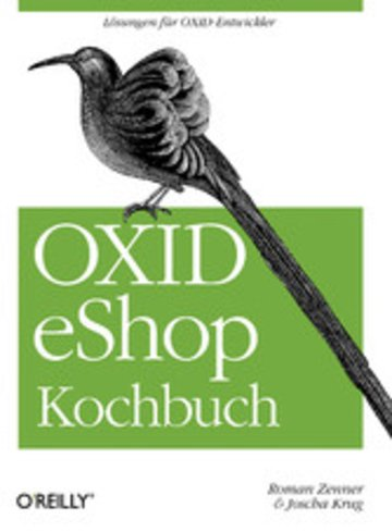 eBook OXID eShop Kochbuch Cover