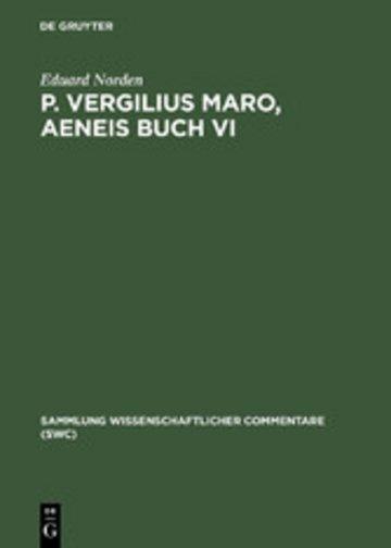 eBook P. Vergilius Maro, Aeneis Buch VI Cover