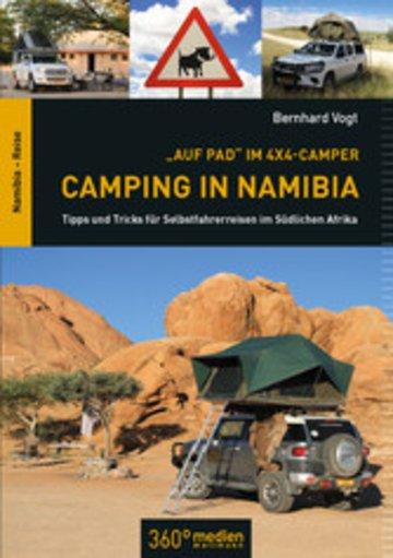 eBook Auf Pad im 4x4 Camper: Camping in Namibia Cover