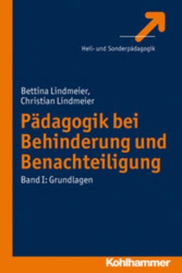 eBook Pädagogik bei Behinderung und Benachteiligung Cover