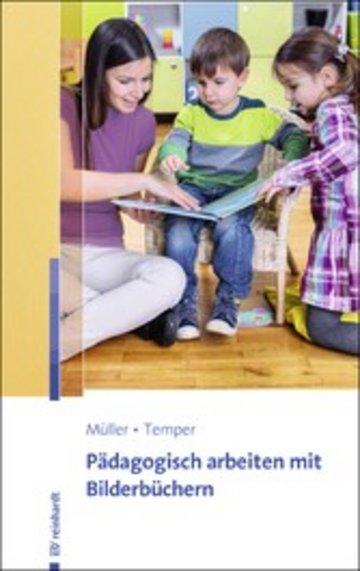 eBook Pädagogisch arbeiten mit Bilderbüchern Cover