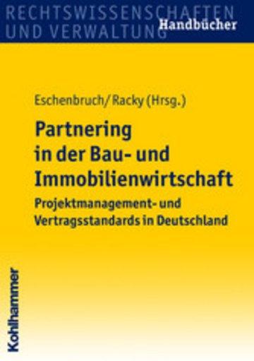 eBook Partnering in der Bau- und Immobilienwirtschaft Cover