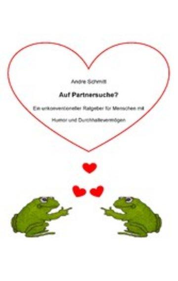 eBook Auf Partnersuche? Cover