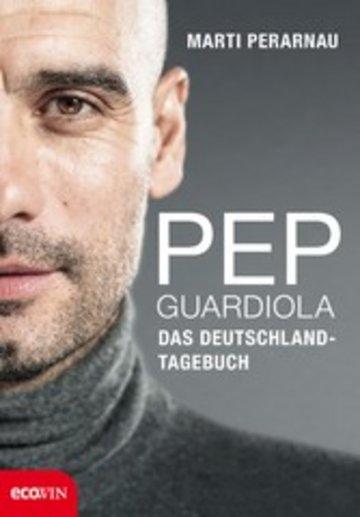 eBook Pep Guardiola - Das Deutschland-Tagebuch Cover