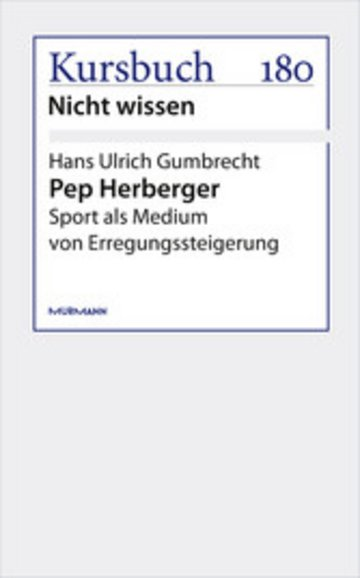eBook Pep Herberger Cover